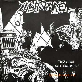 Gore Beyond Necropsy / Warsore - Untitled/Nothing But Enemies [Split] (1999)