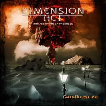 Dimension Act  - Manifestation Of Progress (2012)