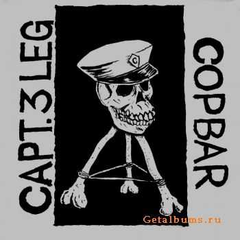 Captain Three Leg & Cop Bar - Split (2012)