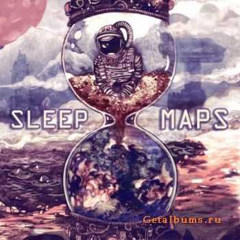 Sleep Maps - Fiction Makes The Future (2012)