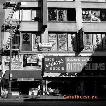 Slum Village - The Dirty Slums (2012)
