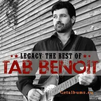 Tab Benoit - Legacy: The Best of Tab Benoit (2012)