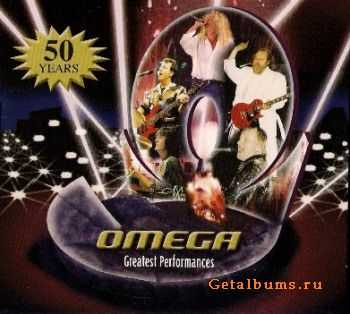 Omega - Greatest Performances - 50 Years 2012 LIVE (2012)