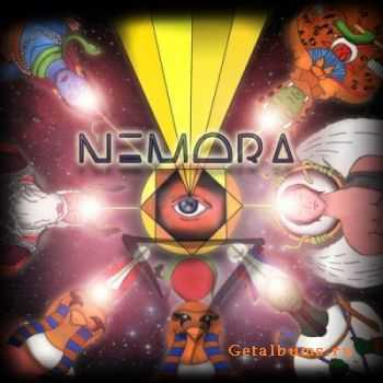 Nemora - Equinox of the Gods (2012)
