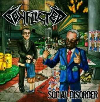 Conflicted - Social Disorder (2012)
