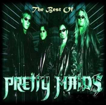 PRETTY MAIDS - The Best of (2010)