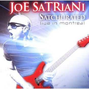 Joe Satriani - Satchurated: Live in Montreal (2012)