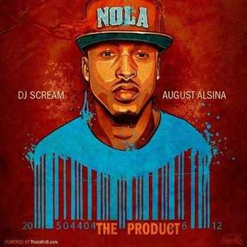 August Alsina - The Product (2012)