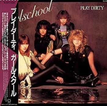 GIRLSCHOOL - Play Dirty (The Best Of 1980-2002)  (2005)