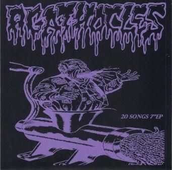 Agathocles - 20 Songs (EP) (2012)