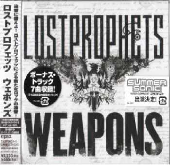 Lostprophets - Weapons(Japanese Edition) (2012)
