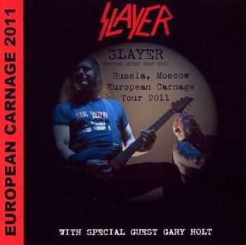 Slayer - European Carnage Tour (2011)