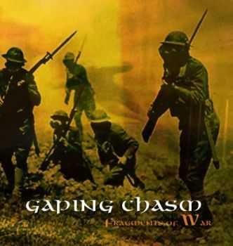 Gaping Chasm - Fragments Of War (2006)