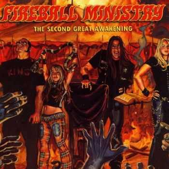 Fireball Ministry - The Second Great Awakening  (2003)