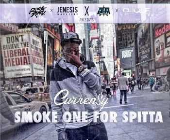 Curren$y – Smoke One For Spitta (Official Mixtape) (2012)