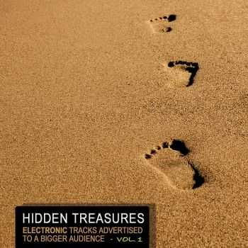VA - Hidden Treasures Vol 1 (Electronic Tracks Advertised To A Bigger Audience)(2012)