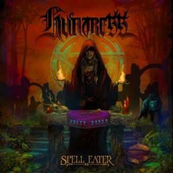 Huntress - Spell Eater (2012)[Limited Edition]