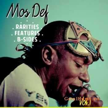 Mos Def - Rarities, Features, B-Sides Vol. 1 (2012)