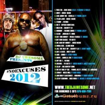 Various Artists - Noexcuses (2012)