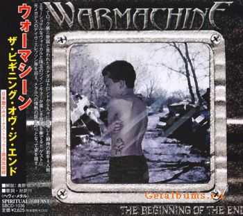 Warmachine - The Beginning Of The End {Japanese Edition} (2005)