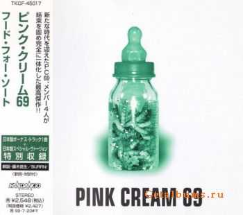 Pink Cream 69 - Food For Thought {Japanese Edition} (1997)