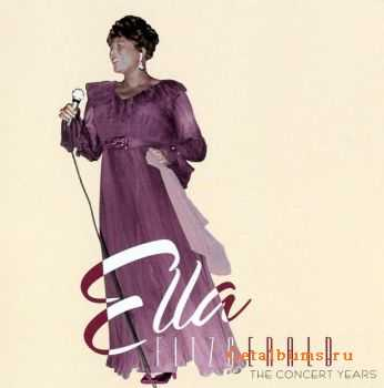 Ella Fitzgerald - The Concert Years [4CD Box set] (1994)