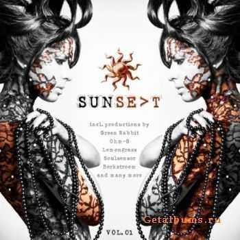VA - Sunset, Vol.1 (2011)