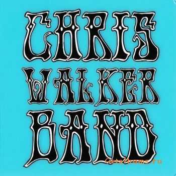 Chris Walker Band - Chris Walker Band (2012)