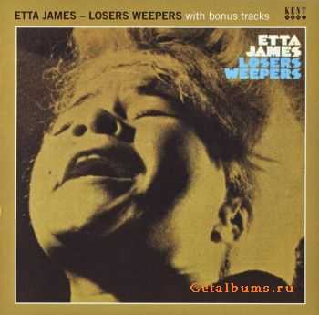 Etta James - Losers Weepers (1970) [Reissued & Expanded 2011]