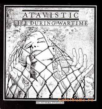 Atavistic � Life During Wartime [EP] (1987)