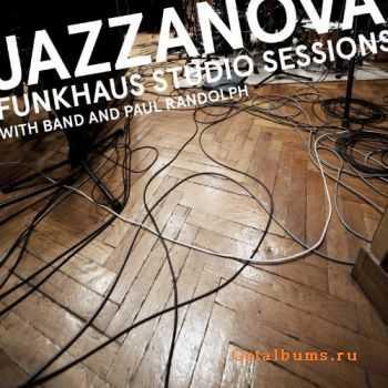 Jazzanova - Funkhaus Studio Sessions (2012)
