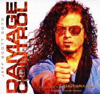 Jeff Scott Soto - Damage Control [Deluxe Edition] (2012) HQ