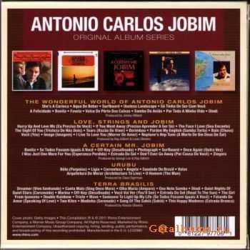 Antonio Carlos Jobim - Original Album Series (2011)