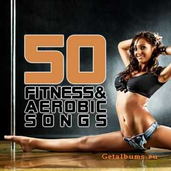 VA - 50 Fitness & Aerobic Songs (2012)