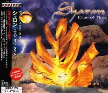 Sharon - Edge Of Time {Japanese Edition} (1999)
