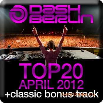 VA - Dash Berlin Top 20 April 2012 (2012)