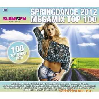VA - Springdance 2012 Megamix Top 100 (2012)