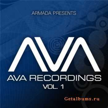 VA - AVA Recordings Collected Vol. 1 (2012)
