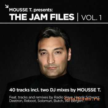 Mousse T. – The Jam Files Vol. 1 (Mixed By Mousse T.) (2012)