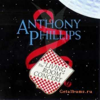 Anthony Phillips - The Living Room Concert (1995)