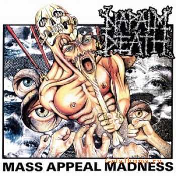 Napalm Death - Mass Appeal Madness (EP) (1991) (Japanese Edition)