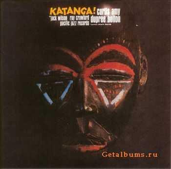 Curtis Amy & Dupree Bolton - Katanga! (1963)