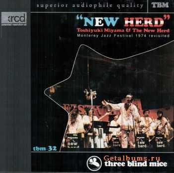 Toshiyuki Miyama & The New Herd - New Herd (1974)