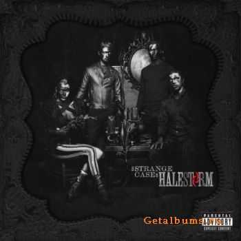 Halestorm - The Strange Case Of... [Deluxe Edition] (2012) FLAC