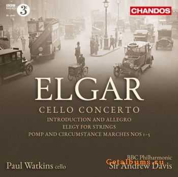 BBC Philharmonic Orchestra - Elgar: Cello Concerto (2012)