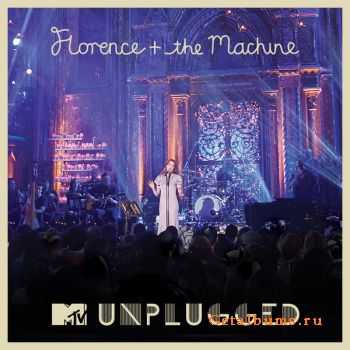 Florence + The Machine - MTV Unplugged [Deluxe Edition] (2012)