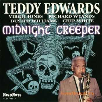 Teddy Edwards - Midnight Creeper (1997)
