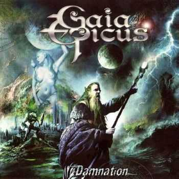 Gaia Epicus - Damnation (2008) (Lossless) + MP3