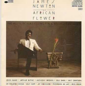James Newton - The African Flower (1985)
