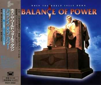 Balance Of Power - When The World Falls Down {Japanese Edition} (1997)
